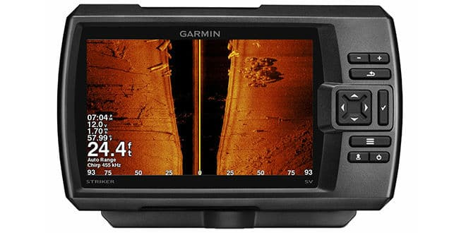 Photo de [Test] Sondeur Garmin Striker 7 SV : qualité / prix au top
