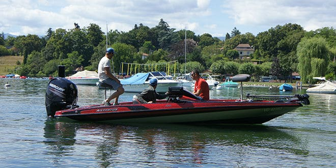 Photo de [Test] Stratos 189 Vlo : un bassboat au rapport qualité/prix pertinent