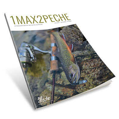 Magazine de pêche gratuit 1max2peche #40
